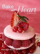 My book - Bake with heart