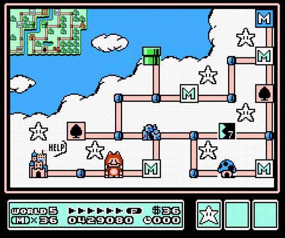 Super Mario Bros 3 Para Pc