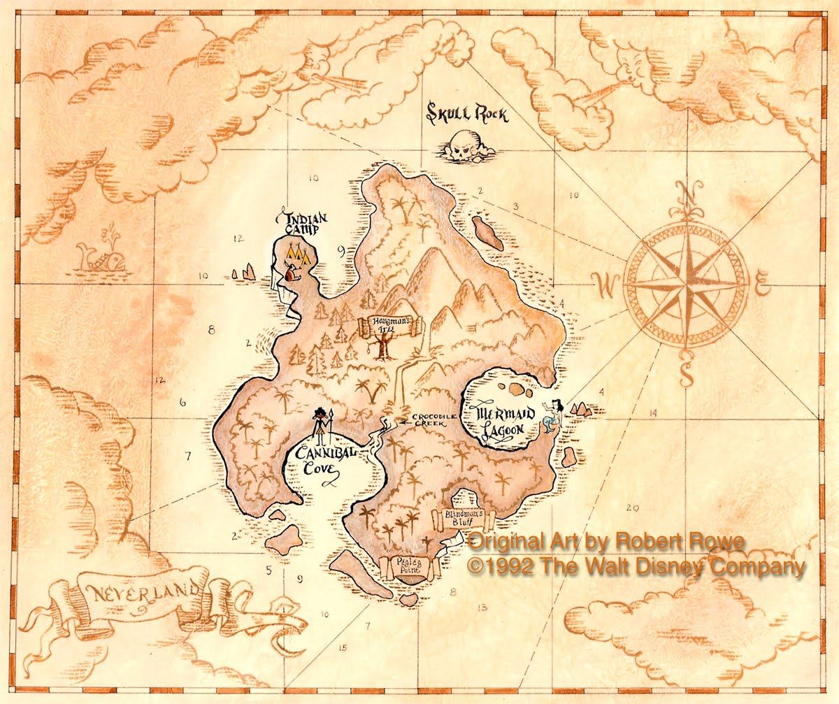 best 25 neverland map ideas on pinterest peter pan hook peter