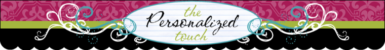 the Personalized touch