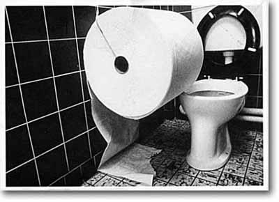 Curiosidades históricas del papel higiénico 0