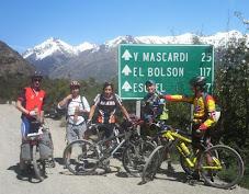 Amigos del Ciclo Turismo de Aventura