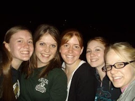 Hannah, Jeanie, Heather, Me, Whit