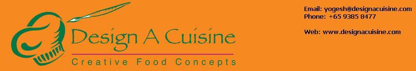 Design A Cuisine Blog