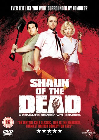 Shaun of The Dead - Section 3 (Distribution)