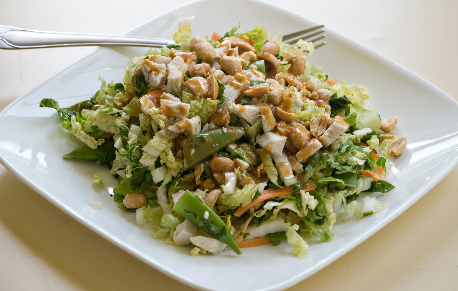 Making Lemonade: Chinese Chicken Salad