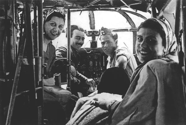 Ιούνιος 1949 με φαντάρους στο μέτωπο
