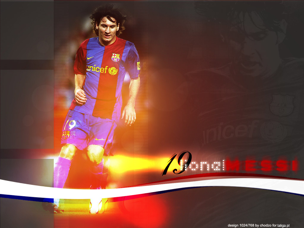 Lionel Messi Soccer Wallpaper