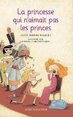 La Princesse qui n'aimait pas les Princes...