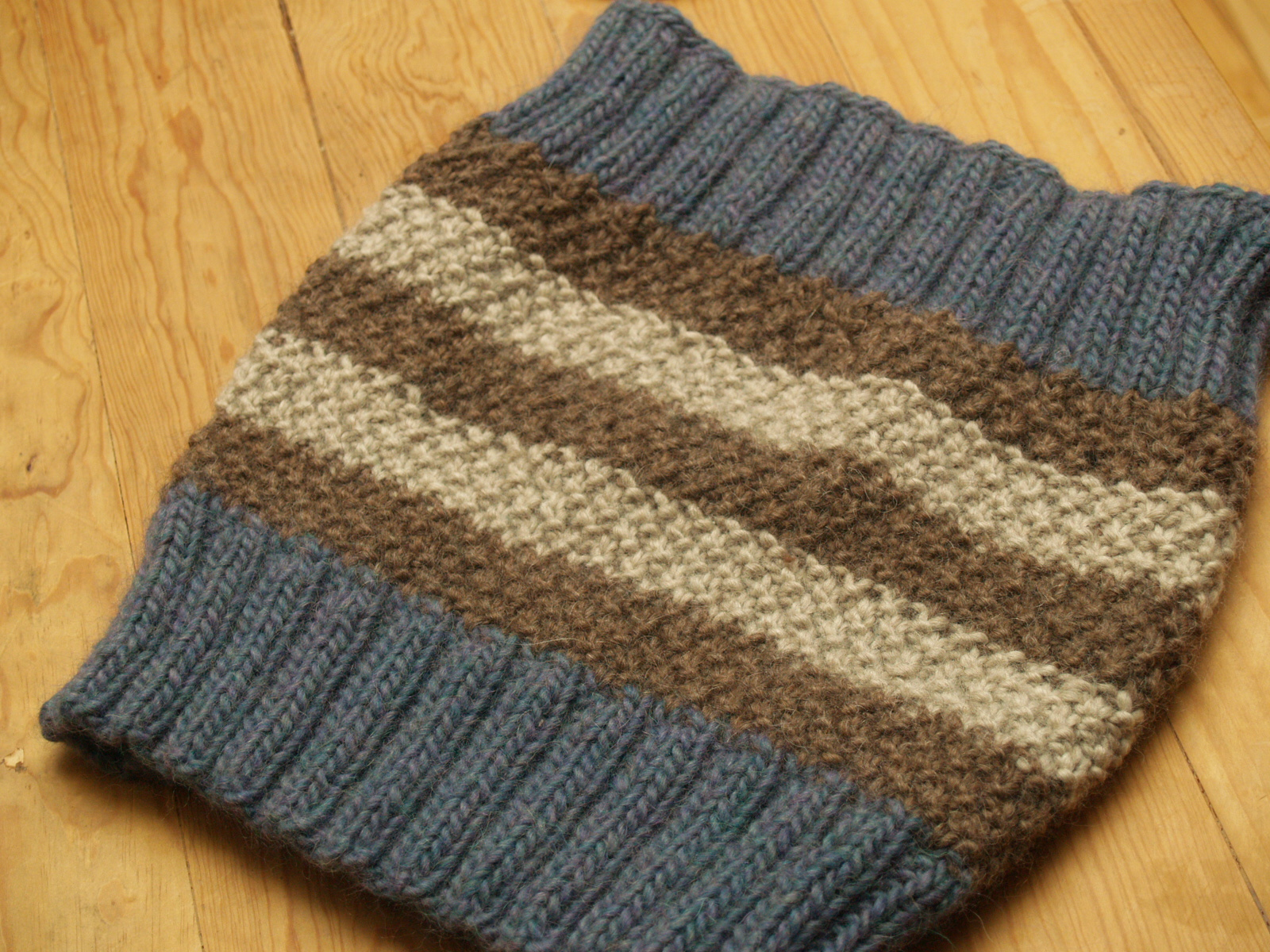 How to knit mittens! Comment tricoter des mitaines!