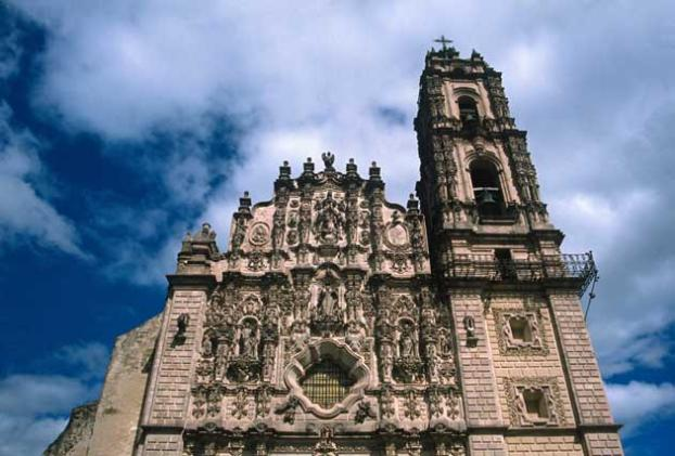 Arhitektura Baroka Architecture+st+francis+xavier+church+in+tepotzotlan+-+baroque
