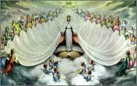 Santa María, Reina del Cielo