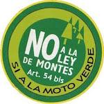 No a la ley de montes