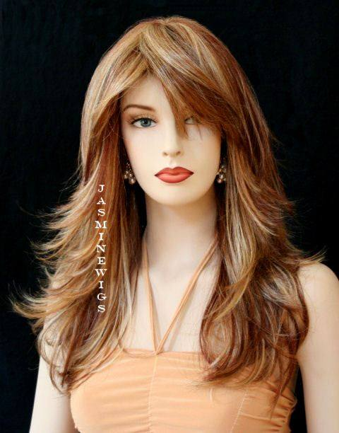 hairstyles for thin face. Hairstyles for long hair also become the most