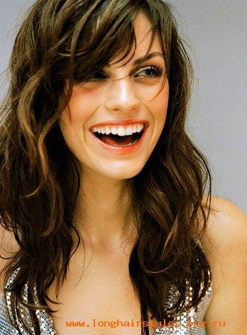 Trendy Haircuts Ideas: Cute Medium-Long Hair Styles for 2011
