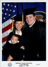 Graduating as newly parents..