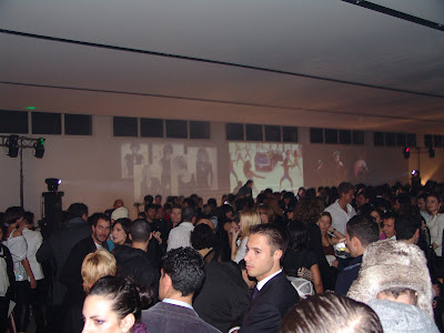 party di Toni e Guy a Milano