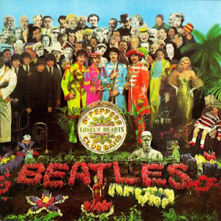 anniversario sergent pepper beatles
