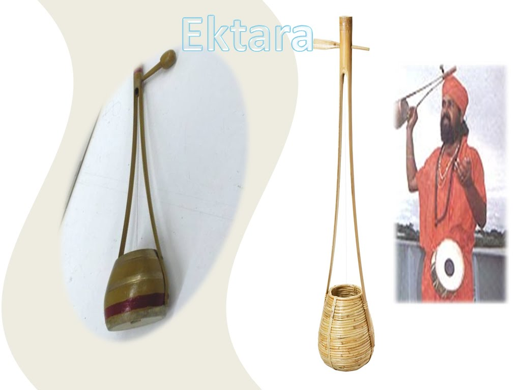 ektara a string instrument of wandering Ektara is a one string instrument used in india, pakistan and bangladesh it literally means single-stringed (ek - one, tara - string) ektara in origin the ektara was a regular string instrument of wandering bards and minstrels from india and is plucked with one finger.