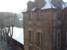 Le bâtiment Henri IV
