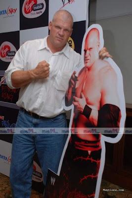 WWE Kane Wife