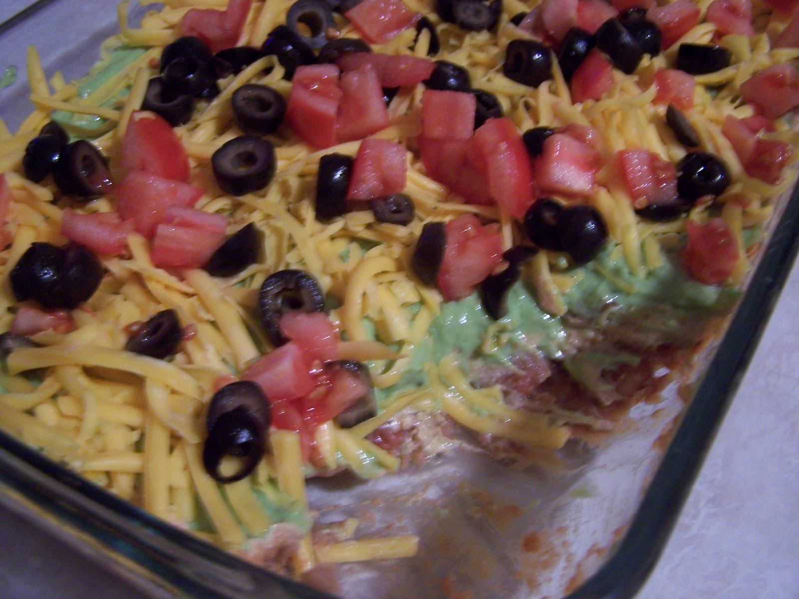 Mommy's Menu: Fiesta Bean Dip