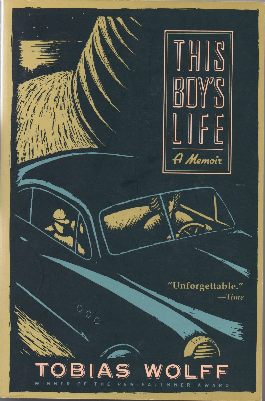 this boys life by tobias wolff essay This boy's life by tobias wolf because wolff is only in his early forties  after the boys get caught siphoning gasoline from the welches, they blame it.