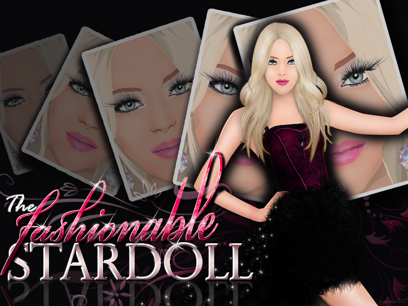 THE FASHIONABLE STARDOLL