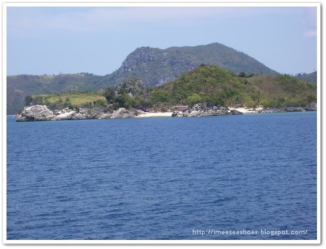 Marinduque, island, sea