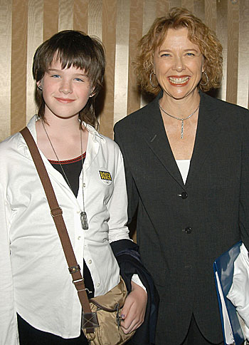 annette bening and warren beatty s oldest daughter kathlyn beatty is
