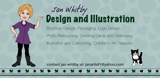 Jan Whitby Illustration/Design