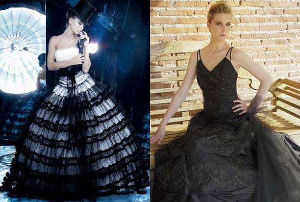Madame Macabre: Looks Inspiradores para novias góticas: negra y ...