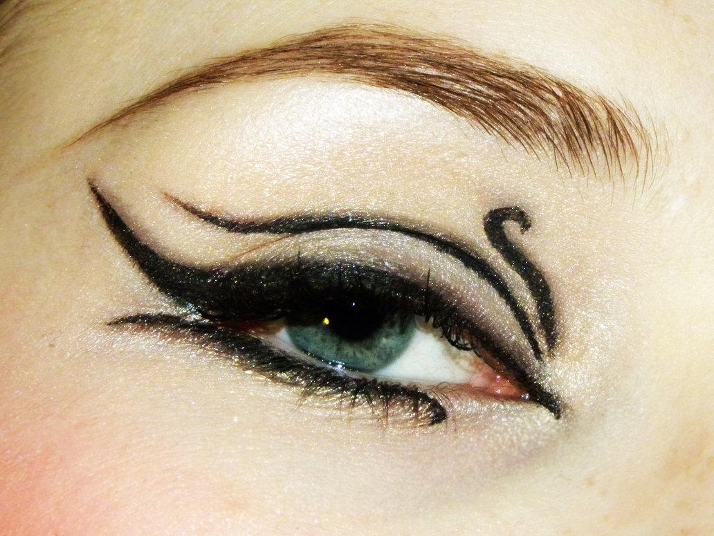 Как сделать глаз древних