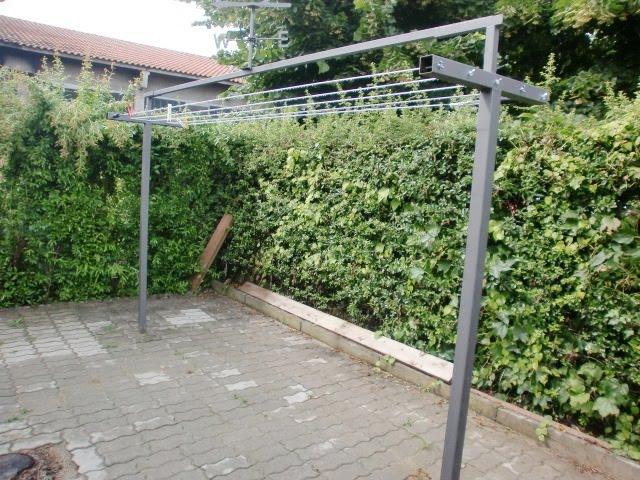 Stendibiancheria da giardino per lenzuola - Stendibiancheria esterno ...