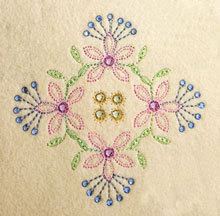 Kasuti Embroidery, Indian Crafts - Free Encyclopedia & Web Portal