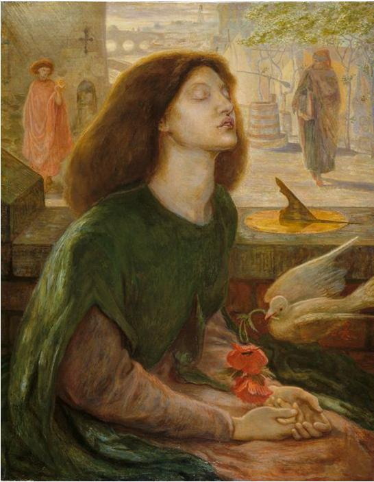 Rosseti - Beata Beatriz (1870)