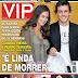 Cláudia Vieira e Pedro Teixeira apresentam a filha