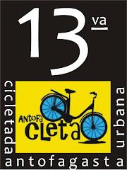 13° cicletada