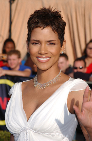 Short Haircuts For Women Halle Berry Hairstyle Ideas