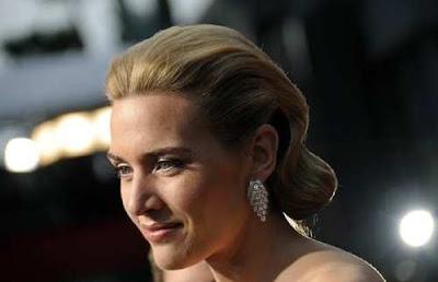 Kate Winslet's Oscar hair style