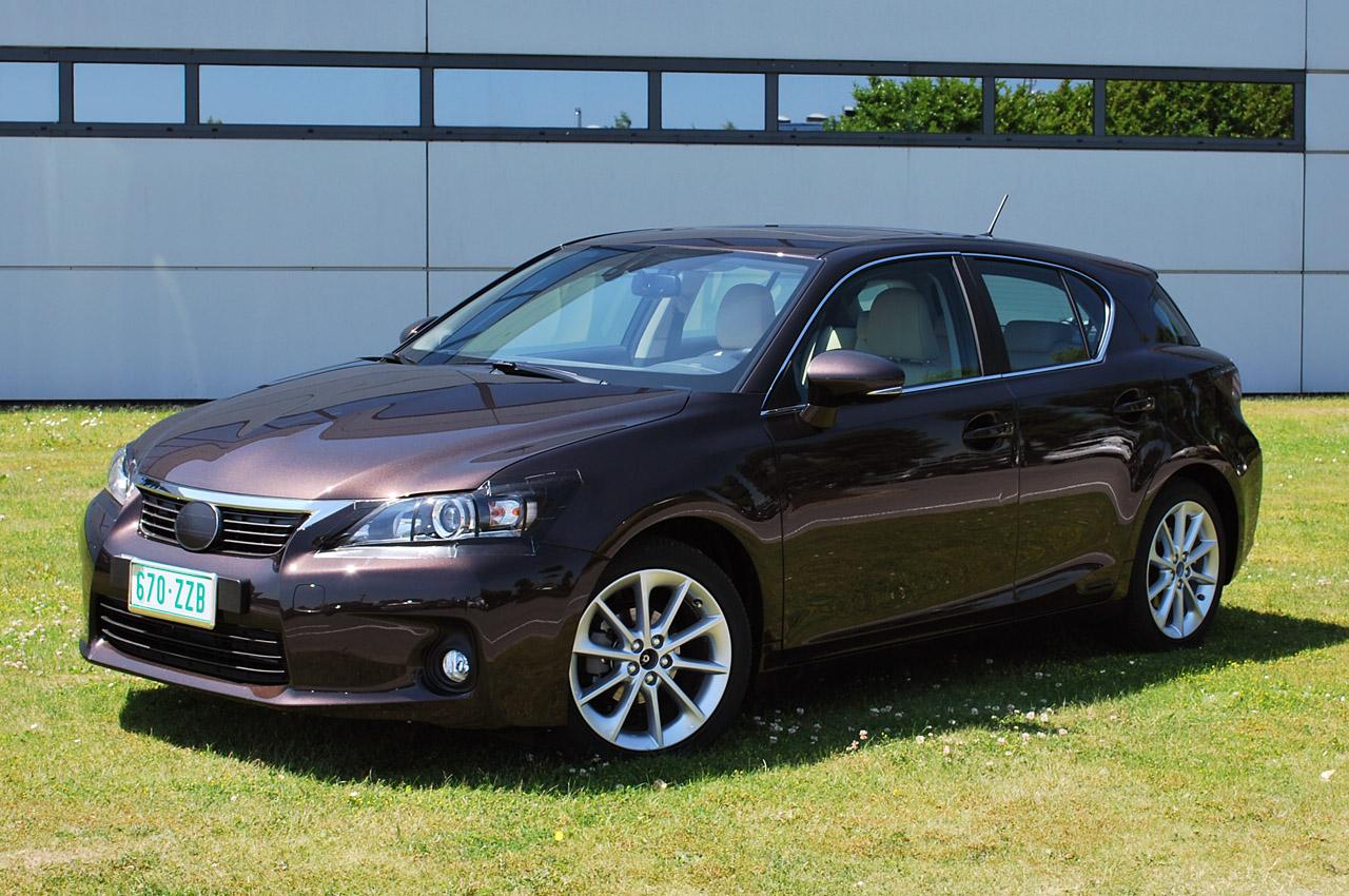 Actualidad Automotriz 2011 Lexus Ct 200h