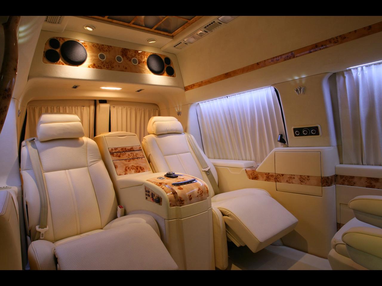 Actualidad Automotriz 2011 Depp Auto Tuning Chevrolet Express Platinum
