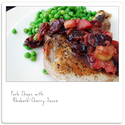 cream sauce pork chops with cherry preserves sauce recipes pork chops ...