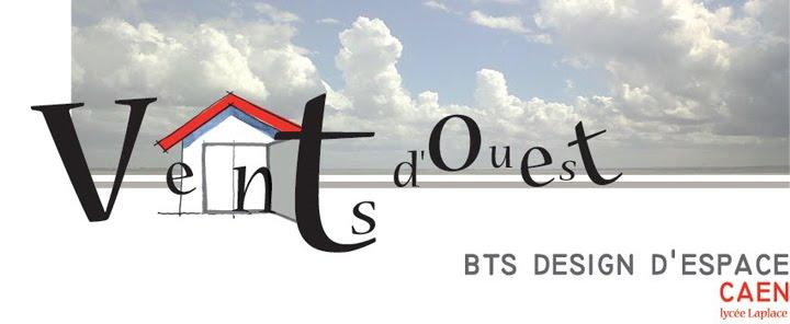 Vents d'Ouest, le blog du BTS Design d'Espace de Caen