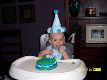 Jaxon 1 year birthday!