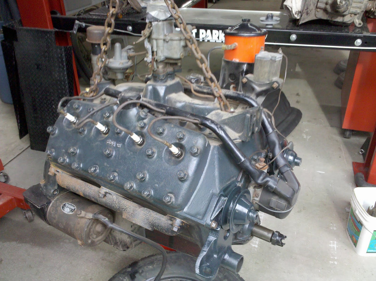 New Rebuilt Flathead Ford Motor For Autos Weblog