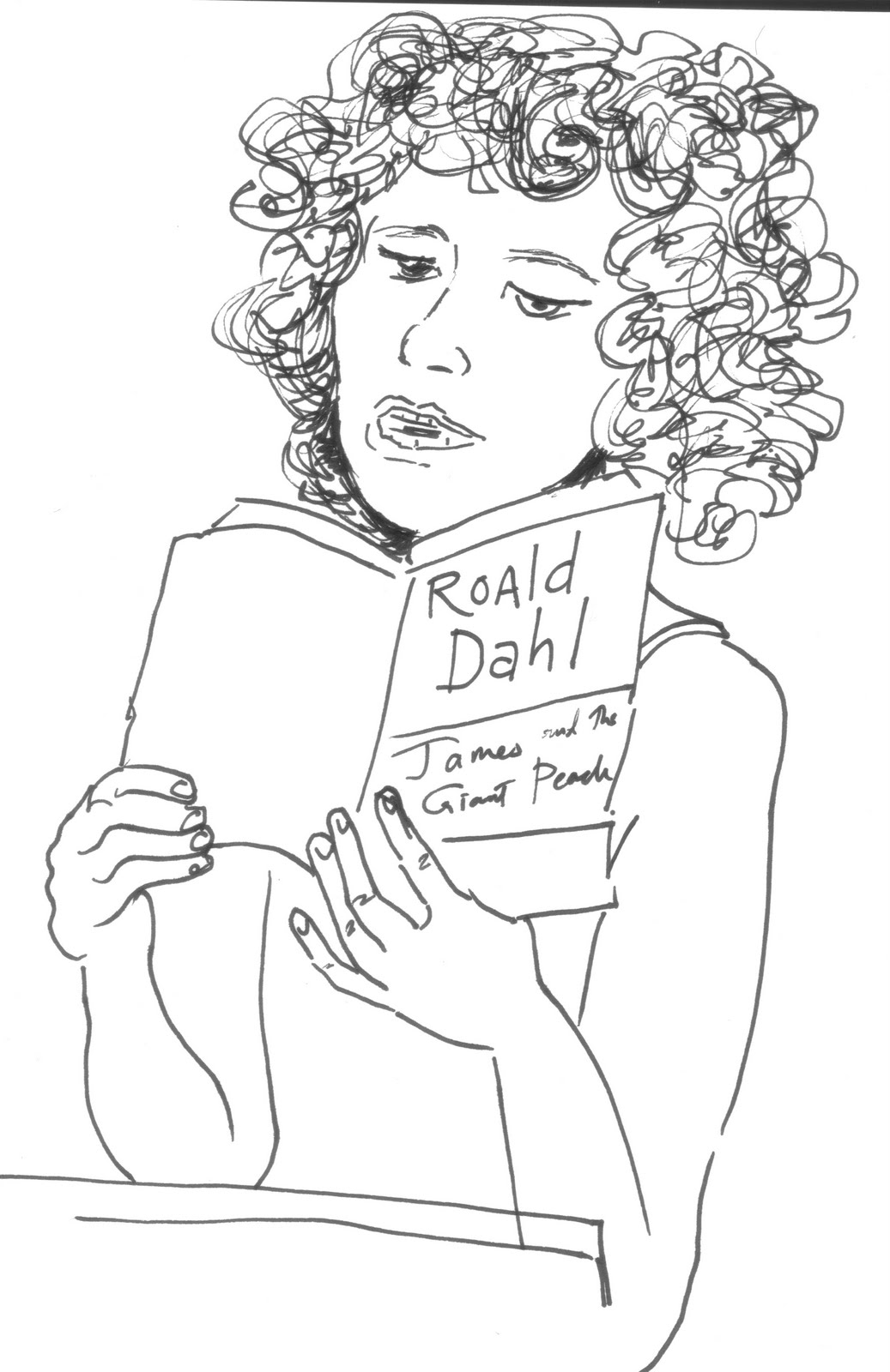 Roald Dahl Characters Free Coloring Pages Roald Dahl Colouring Pages