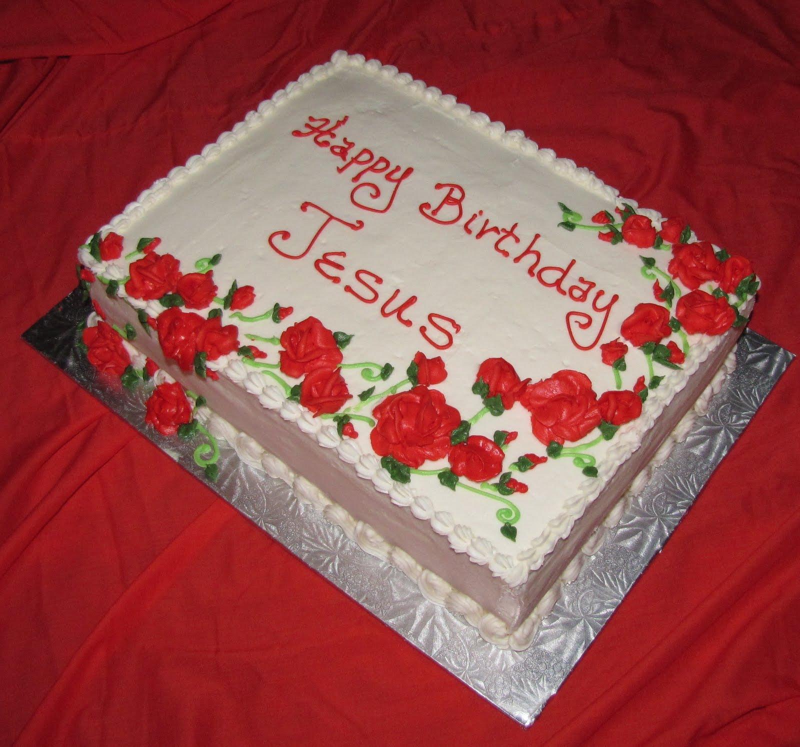 Finishing Well Happy Birthday Jesus