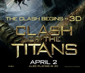 Movie, Clash of the Titans, poster