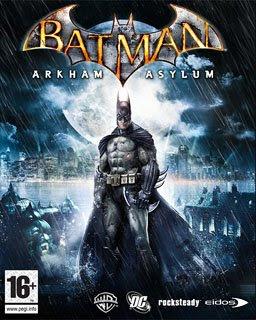 Batman, Arkham Asylum, Video Game, xbox 360, playstation,pc